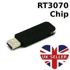 USB WiFi Wireless Adapter RT3070 Chipset - For Zosi CCTV, Humax TV Boxes, Linux