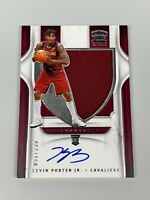 2019 Panini Crown Royale Silhouettes /199 Kevin Porter Jr ROOKIE RC Auto #126