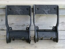 Pair of 1950's New Old Stock North American F-86 Rudder Pedals