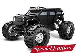 Thunder Tiger RC Truck K-rock MT4-G5 Brushless Gray/ Black 6406-F No ESS
