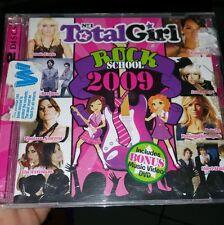 Total Girl Rock School 2009  1 cd 1 dvd - MUSIC CD  - FREE POST *