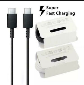 type c to type c cable *FAST CHARGING*  for Samsung and android phones.