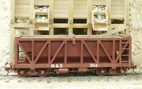 Berkshire Valley Models On3/On30, 1/48 22' Hopper Car Kit- #350