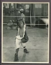 ALLEN FARINA HOSKINS Black Child Actor Our Gang 1924 Every Man For Himself Photo