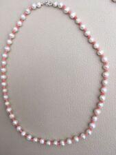 "18 - 19.99"" Coral Fine Pearl Necklaces & Pendants"