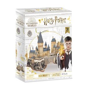 CubicFun Hogwarts Castle 197 Piece 3D Jigsaw Puzzle NEW
