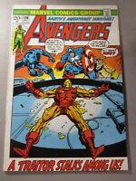 Avengers #106 High Grade  Bronze Age Black Panther Iron Man Captain America Thor