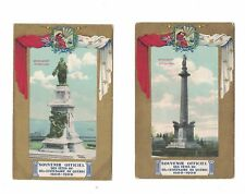 Lot of 4 Quebec Ter-Centenary Postcards 1608-1908 Laval, Champlain