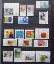 Luxembourg 1981 2002 Issues Nature Art Europa Tourism Medicine Treaty etc MNH