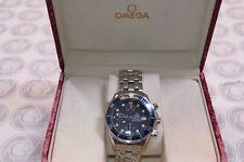 Omega Seamaster Diver 300 M Armbanduhr für Herren Professional Chronometer