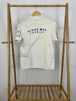 VTG Midge Ure The Gift Chrysalis 80s Band Promo Single Stitch T-Shirt L USA RARE