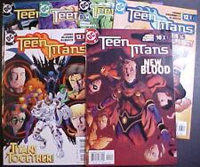 TEEN TITANS #s 10, 12-15, 17! 6 ISSUES! 2004 DC COMICS