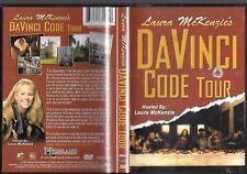 Laura McKenzie's Da Vinci Code Tour DVD-2006 Preowned Plays Well Guarantee VG