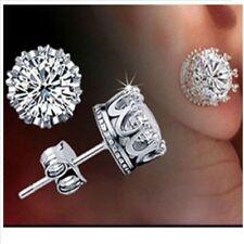 Screw Back (pierced) Copper Fashion Earrings