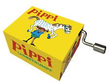 Spieluhr/ Drehorgel Pippi Langstrumpf - Hey Pippi Langstrumpf