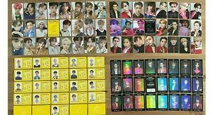 OFFICIAL NCT 2020 RESONANCE PT.2 ALBUM PHOTOCARDS 127 DREAM WAYV SUPERM no kihno