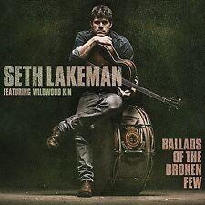 Seth Lakeman-Ballads of a broken few CD NUOVO