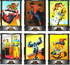 1994 MARVEL SPIDER-MAN COOKIE CRISP CHASE CARD SET
