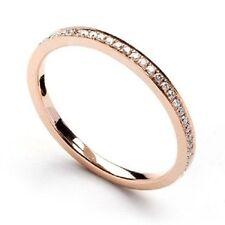 Wedding Rose Gold Fine Rings