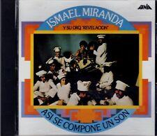 ISMAEL MIRANDA Y SU ORQUESTA REVELACION - ASI SE COMPONE UN SON - CD