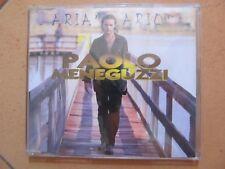 """CD singolo Paolo Meneguzzi """"ARIA ARIO"""" usato ma in ottime condizioni"""