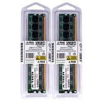 4GB KIT 2 x 2GB HP Compaq Pavilion A6696it A6700f A6700la A6700y Ram Memory