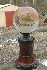 Antique Bradley & Hubbard Reception / Table Lamp. Original & Near Mint.