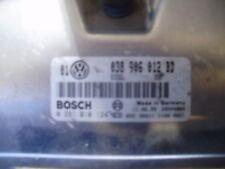 ECU ECM COMPUTER Volkswagen Golf Jetta 2000 00 2001 01   038906012 BD