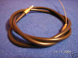CLASSIC MINI ACCELERATOR CABLE NYLON INNER CABLE, SMOOTH OPERATION.