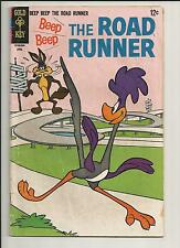 ROAD RUNNER #7 GD+   GOOD+ SILVER AGE COMIC GOLD KEY 1968