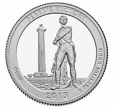 2013 PERRY'S VICTORY AND INTERNATIONAL PEACE MEMORIAL QUARTER n SET *IN STOCK*