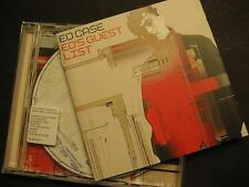 "ED CASE ""ED'S GUEST LIST"" - CD"