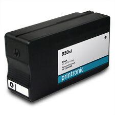 Replacement HP 950XL Black Ink Cartridge CN045AN OfficeJet Pro 251w 8600 8610