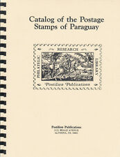 Catalog of the Postage Stamps of Paraguay, by Victor Kneitschel. New reprint.
