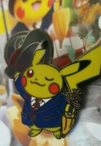 London Pikachu Limited Edition Pin