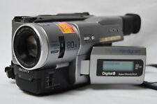 Sony DCR-TRV110E Digital 8 Caméscope (digital 8 Hi8 8 mm vidéo 8