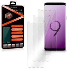 3x Samsung Galaxy S9 Displayglas Schutzglas Glasfolie Panzerfolie Displayschutz