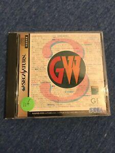 Game-Ware Vol. 3 (Sega Saturn) Japan Import US Seller