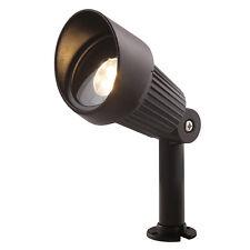 GARDEN LIGHTS GARTENSTRAHLER FOCUS - Gartenspot Strahler Aluminium Erdspieß 12V
