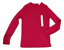 Urban Pipeline Size Large Jester Red Waffle Knit Sleeve Thermal Shirt NEW