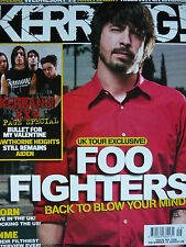 KERRANG 1086 - FOO FIGHTERS - KORN - PLACEBO - PANTERA