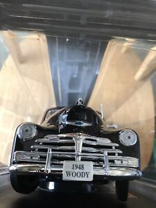 Maisto Special Edition 1948 Chevrolet Fleetmaster ( Woody ) 1.18 Scale Black MiB