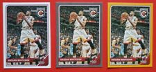 2015-16 Complete #133 HASSAN WHITESIDE 3 Card Lot GOLD SILVER PARALLELS NBA