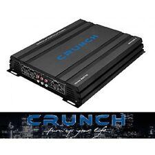 Crunch gpx1000.4 4CH Amplifier, 1000 Watt max. 4-Kanal Amp GPX 1000.4 B-Ware