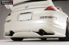 ES Style Rear Bumper Half Diffuser for Nissan Z33 350Z (JDM Model Bumper Only)
