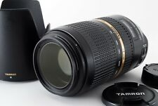 Tamron SP 70-300mm f/4-5.6 VC Di USD Zoom Lens For NIKON EXC++