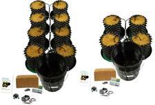 MULTI Air Pot Plant Germination & Propagation Drain to Waste Coco kits H2OtoGro