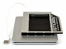 Opticaddy SATA-3 HDD/SSD Caddy KIT pour Apple iMac 2009, 2010, 2011