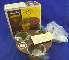 Vintage Westwood Thermo Serv Relish and Condiment Set 70's New in Box Free Ship!