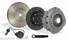 CLUTCH KIT FLYWHEEL AND SLAVE SET FOR 95-99 CHEVY CAVALIER PONTIAC SUNFIRE 4cyl